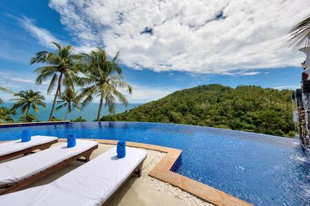 Villa Chaba, Sea View - Ko Samui
