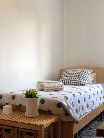 Habitación Privada con Desayuno