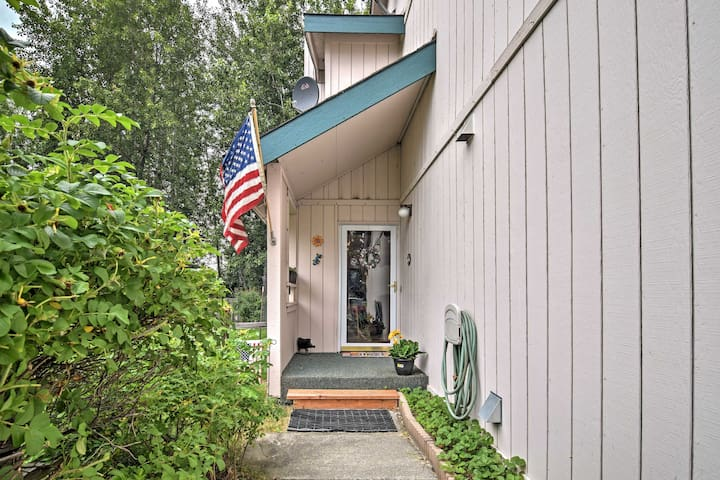 NEW! 3BR Anchorage Country-Style Home w/ Patio!