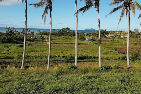 Fresh untouched rural Tailevu first Villa