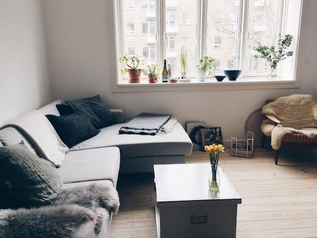 Perfect apartment for two in Copenhagen - København - Apartment