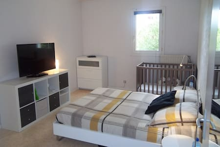Quiet Room - Best Location - 10 min Eiffel Tower - Issy-les-Moulineaux