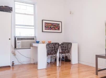 Bright Sunny Cute Nolita 1 Bedroom Apt - New York