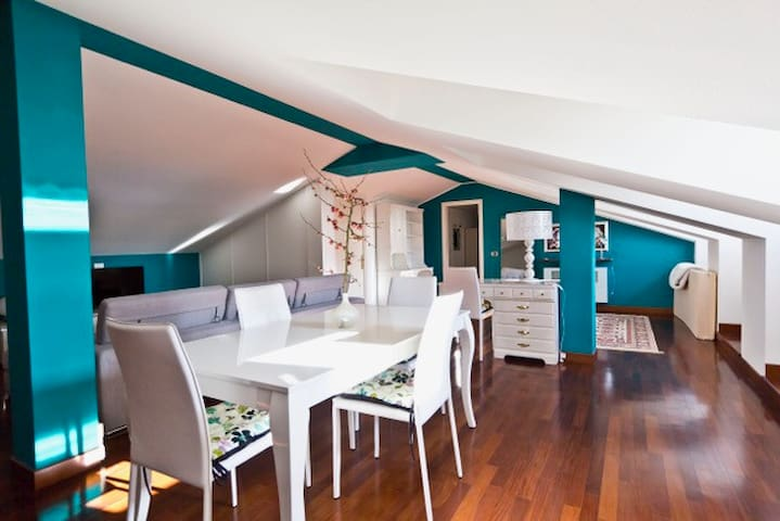 GREEN Suite - Villa Magnolia con piscina (VR) - Sommacampagna - Гостевые апартаменты