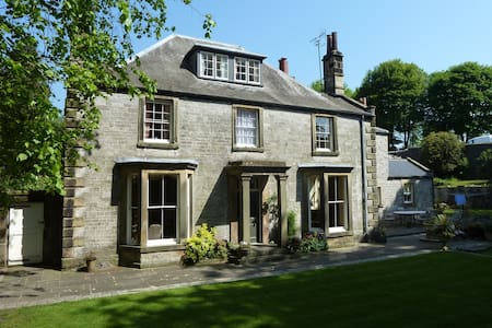 The Old Vicarage Luxury B&B  - King ensuite - Tideswell