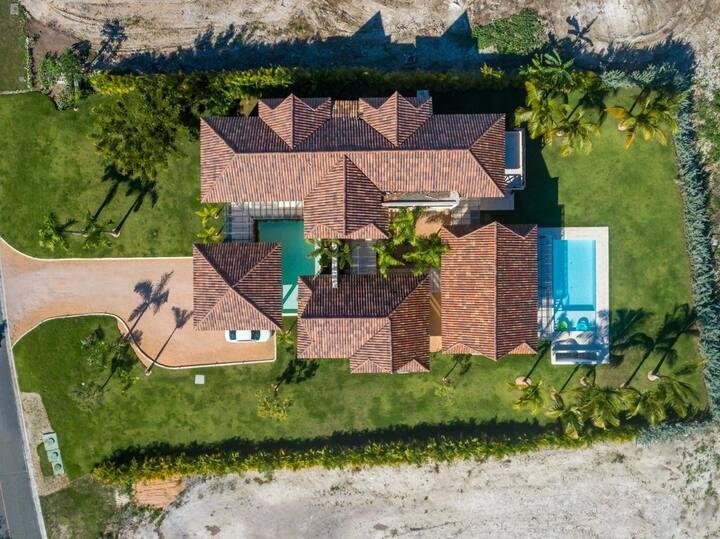 Villa de lujo en Cap Cana