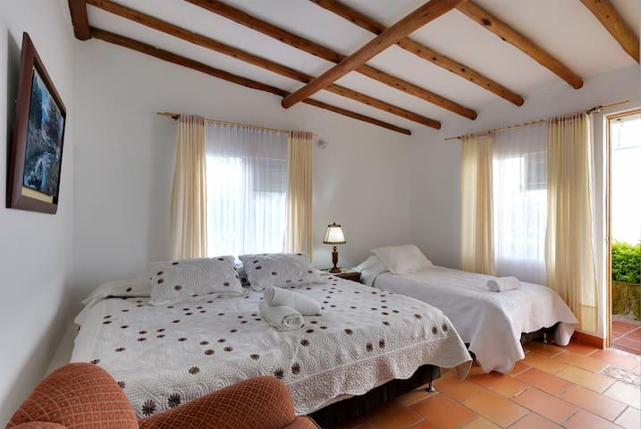 Hotel Spa Villa Lina - Habitación Triple
