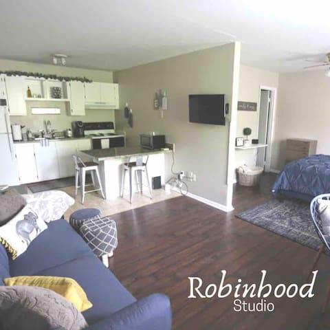 Robinhood Studio Apt