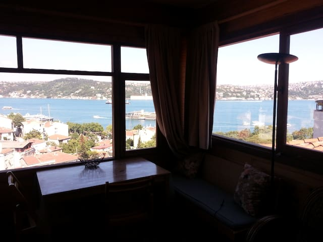 Boğaz esintisi - Beşiktaş - Apartment