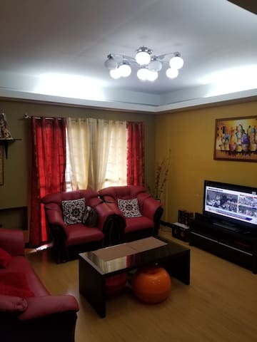 Tagaytay condo with free parking and pool.