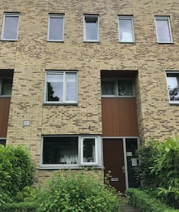Family friendly home in the city of Groningen!