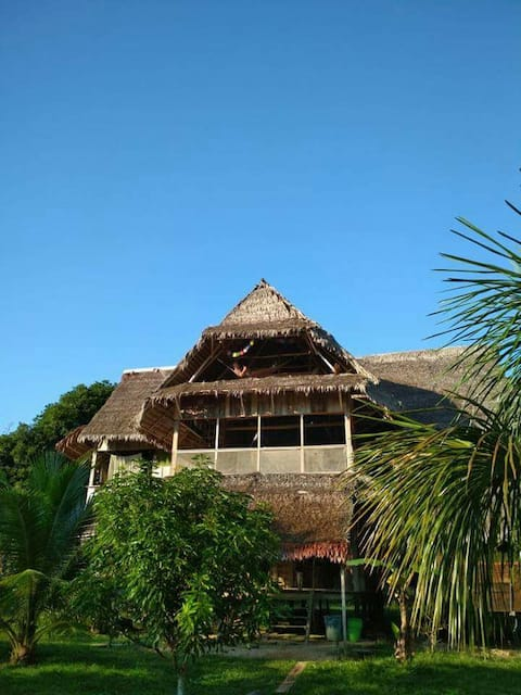 La casa del otorongo (Shared room)