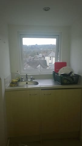 Wonderful view Apartment in Okehampton town centre - Okehampton - Appartement