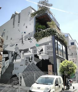 Design loft/Psiri - Athina
