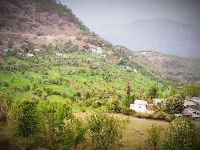 Pithoragarh Village Homestay Chana - MHETCLUB com