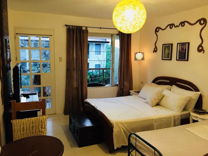 Casamara garden  terrace room 2/3pax