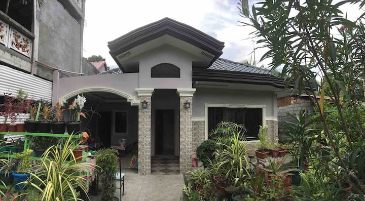 A cozy bungalow house at Panabo City