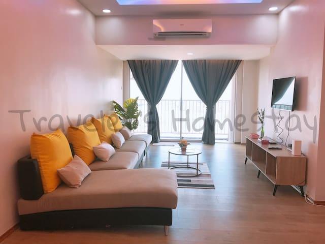 The Venus Apartment Sitiawan Perak @Traveler's III