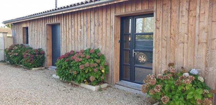 Jolie Maison aux portes de Bordeaux