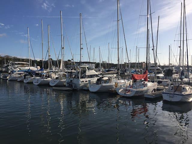 A'hoy mate! Enjoy a relaxing marina experience! - Marina del Rey - Bateau