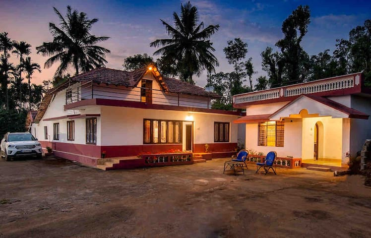Paloor Heritage - Private Cottage | Nature | Hills