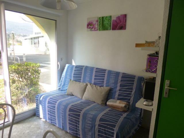 Studio avec parking  proche thermes - Lamalou-les-Bains - Apartmen