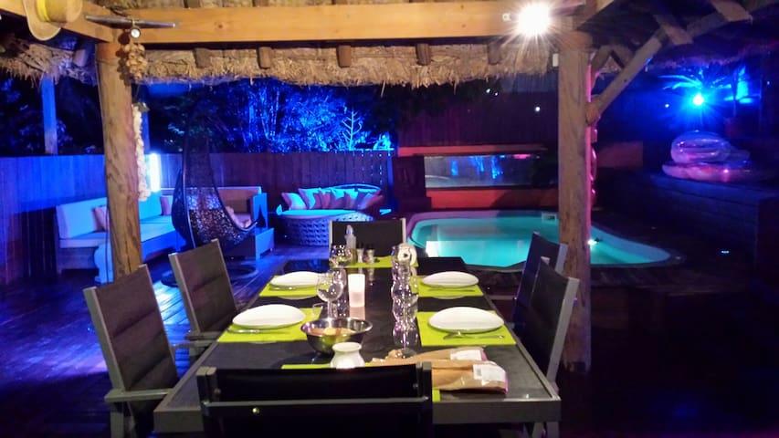 Villa 3 chambres avec piscine - Nouméa