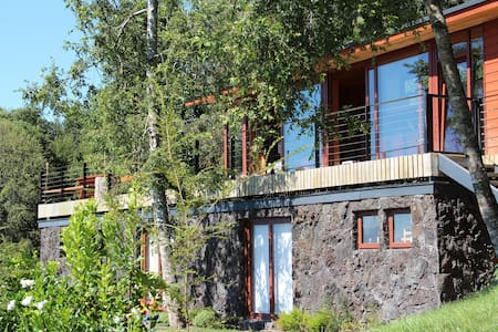 Arriendo Hermosa casa Lago Ranco
