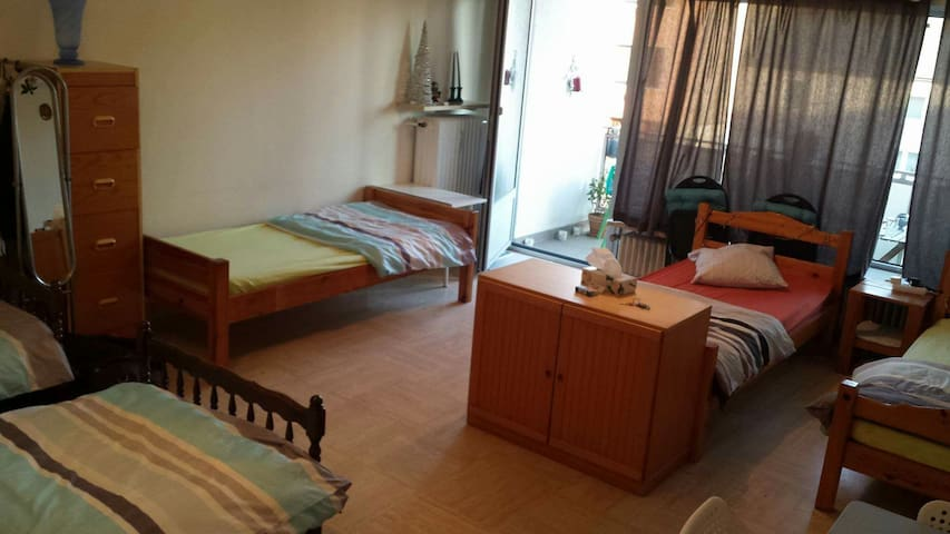 SuJu Sister'S Room4-4 in Lux-City - Strassen - Departamento
