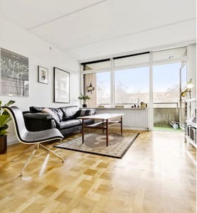 Full apartment in green and peaceful surroundings - København NV - Apartment
