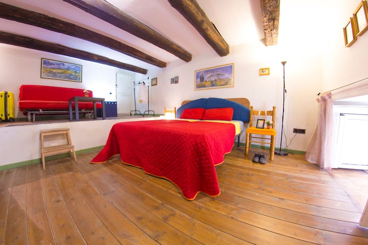 Lovely Loft in the Real City-Centre of Naples! - Napoli - Loft