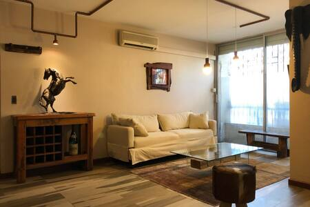 Lovely Apartment in Bellavista: Jacuzzi and A/C