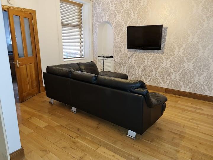 Grangemouth 2 bedroom ground floor main door flat