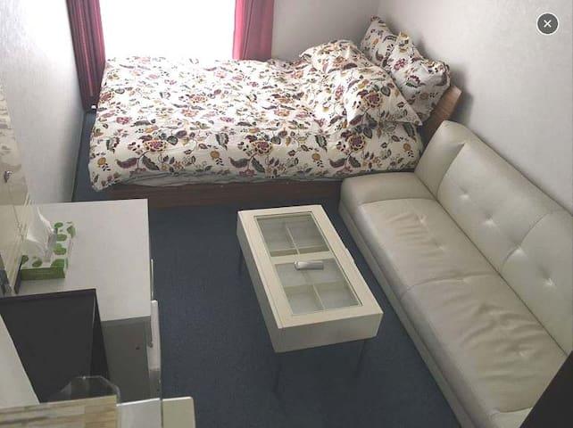 Ikebukuro St. 6 min,  Rm202 Gd cost