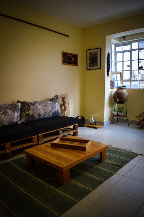 ASILI - a stylish 1 bedroom rental unit