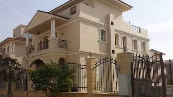 Private quite building and villa high standard