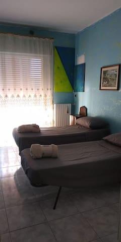 camere da letto doppie