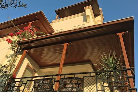(Licensed) (1+1  Penthouse) Orange Garden Villa-4