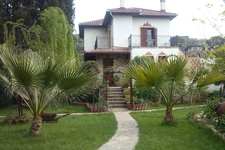 Traditional house, beautiful garden - Magnesia Prefecture