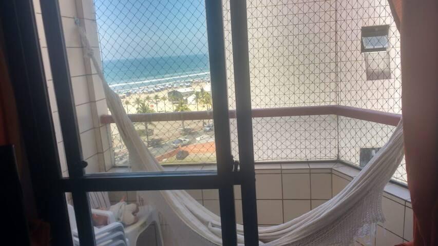 Apto Praia Grande - Cidade Ocian - 50m da Praia