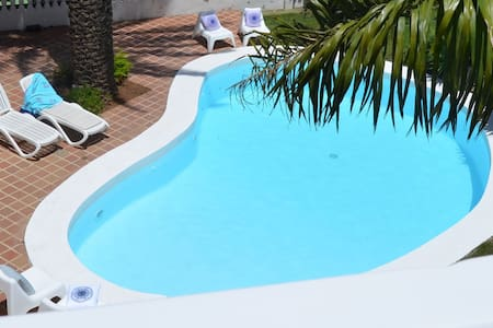 Independent suite. Enjoy the views and the pool! - Santa Cruz de Tenerife