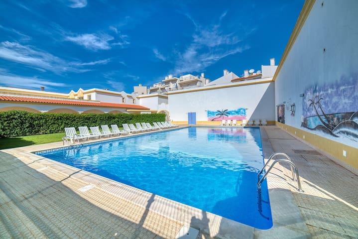 Appartement T1 Alfa Maria - Praia Falésia Algarve