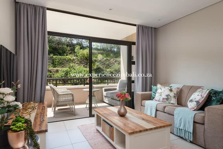 Lovely 1 Bed Studio Zimbali Suites Garden-Facing