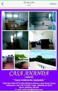 HOSTAL CASA ANANDA - Maison
