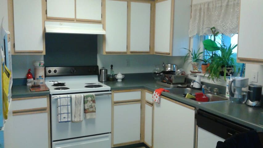 Cute apartment in outer SE PDX - Portland - Apartemen