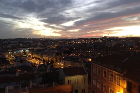 Calm house with an amazing view - Lisboa - Appartement