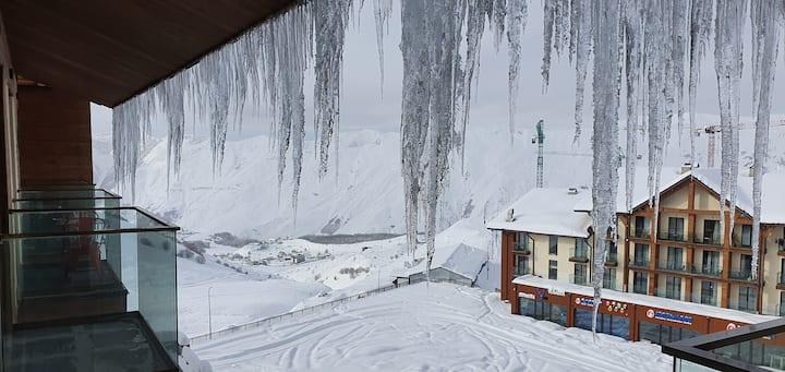 GUDAURI TRAVEL #L2-501 (Ski-in / Ski-out)