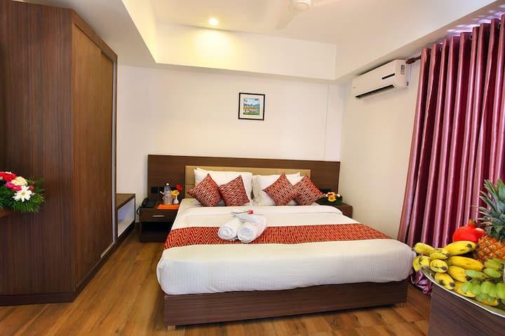 Trium Alleppey Suite Apartment Style Room