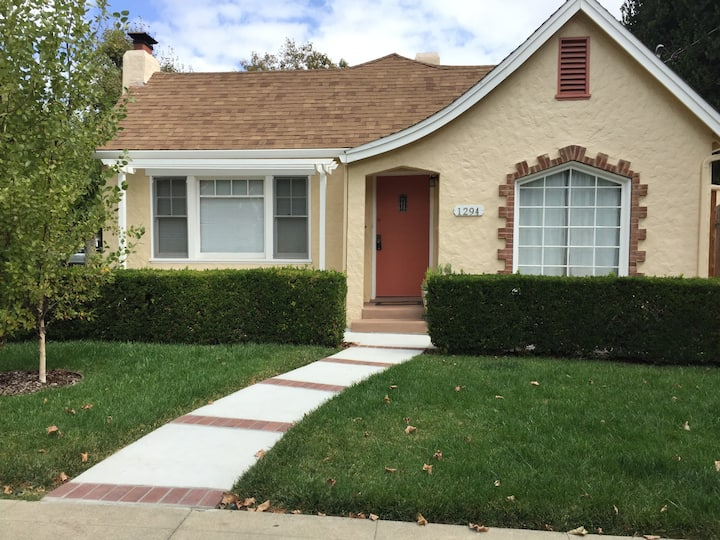 Charming Willow Glen Home with Everything