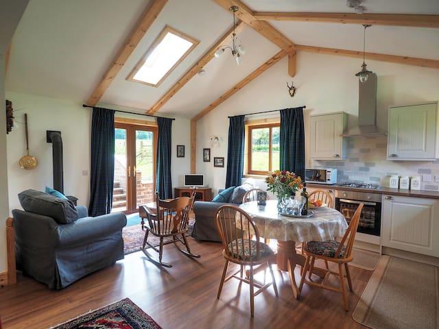Belstane Log Cabin - West Lothian - Cabaña